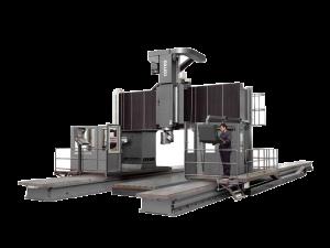 Fräsmaschinen Gantry